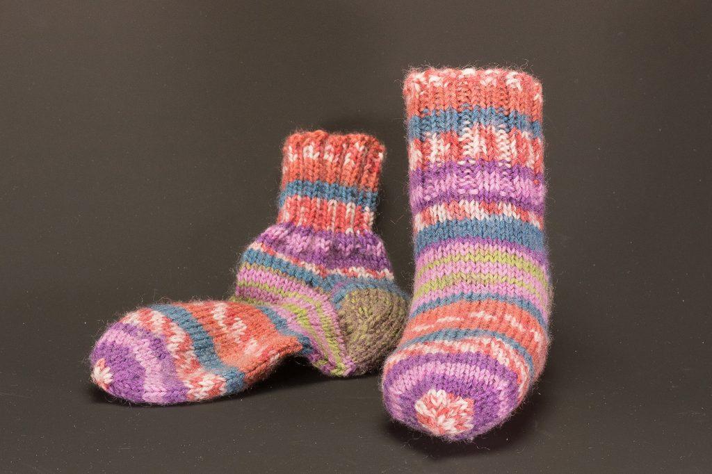 Socken Grösse 22 € 16,50 75% Öko Schurwolle 25% Polyamid