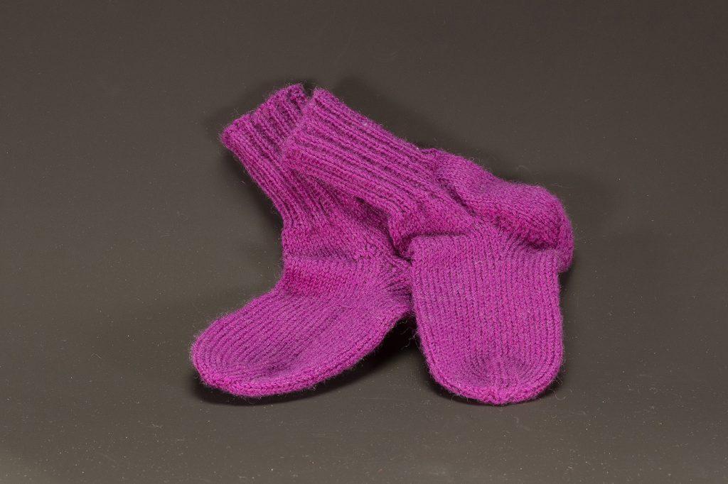 Socken Grösse 26/27 € 18,50 75% Öko Schurwolle 25% Polyamid